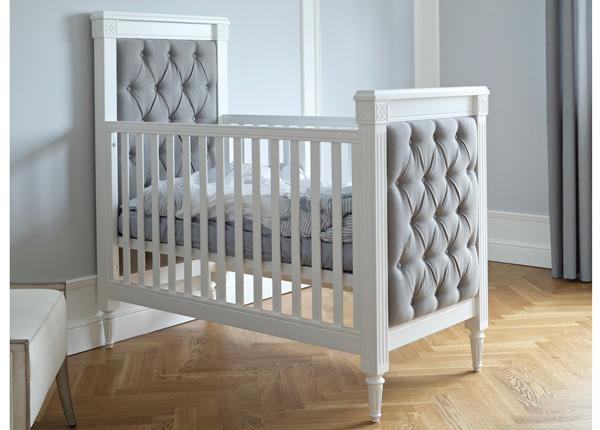 Детская кроватка Lilian Tufted 60x120 cm
