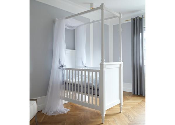 Детская кроватка Victoria 60x120 cm