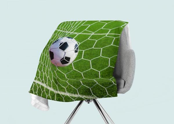 Флисовый плед Goal 130x150 см ED-146541