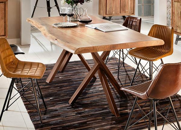 Ruokapöytä Tische 200x100 cm