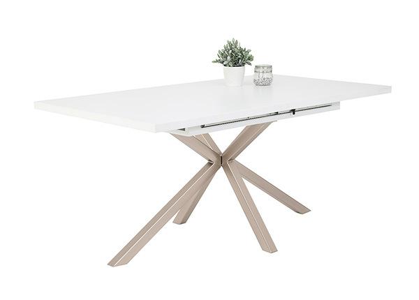 Jatkettava ruokapöytä Malou III 90x160-200 cm SM-146738