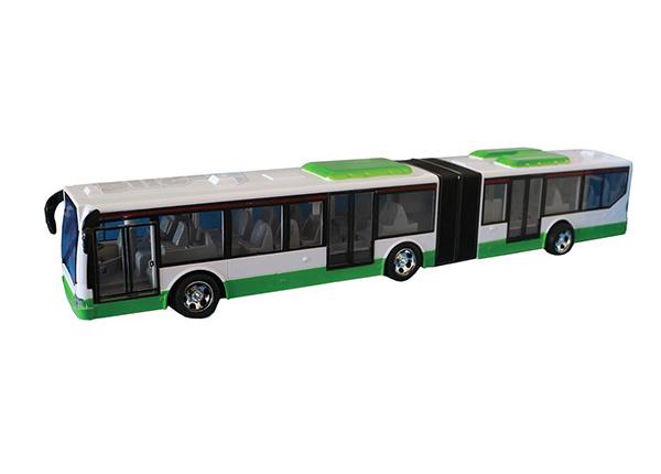 Автобус с дистанционным управлением