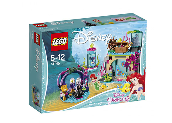 Ariel ja võluloits LEGO Disney