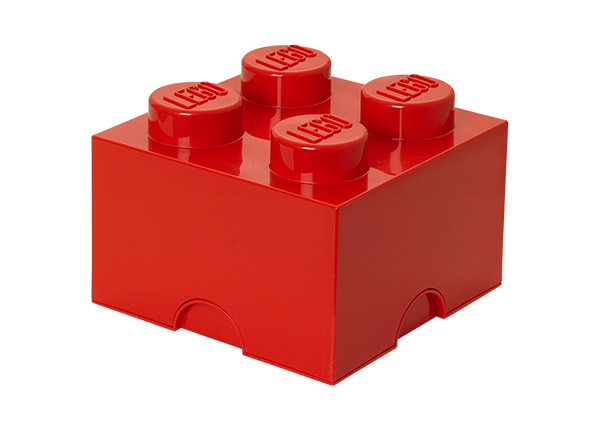 Säilytyslaatikko LEGO 4 RO-146921