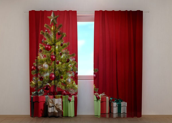 Poolpimendav kardin Christmas Surprise 240x220 cm ED-146949