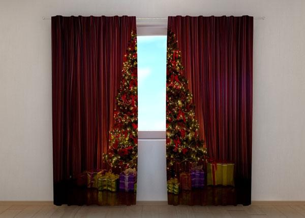 Затемняющая штора Christmas Tree 240x220 см ED-146959