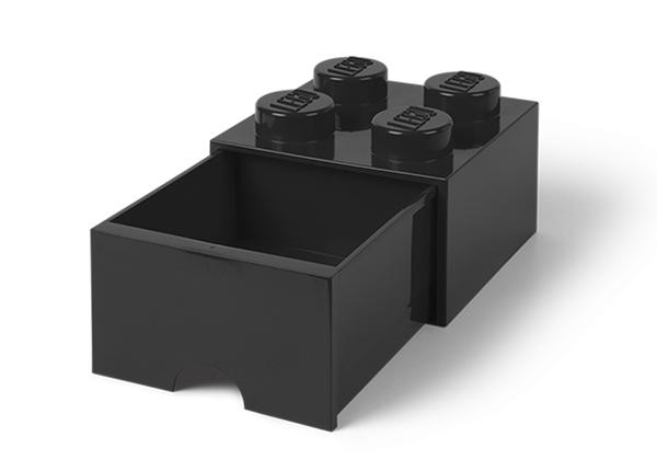 Hoiukast sahtlitega LEGO 4
