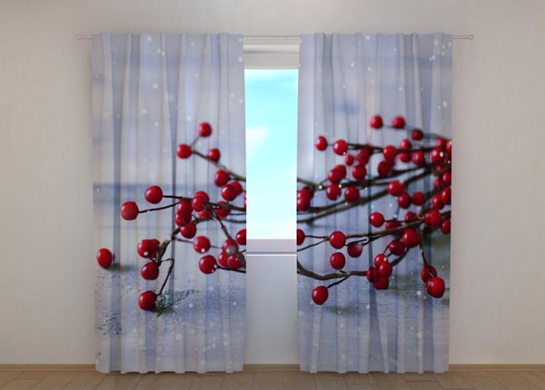Poolpimendav kardin Xmas Decoration 240x220 cm ED-146990