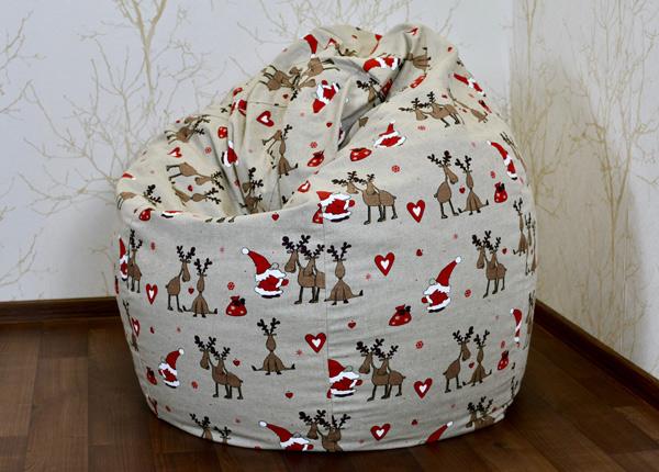 Kott-tool + Jõulu-eri lisakate