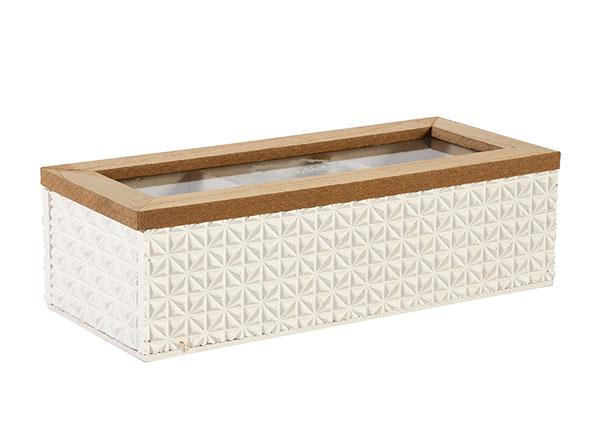 Коробка для чайных пакетиков Sweet Home