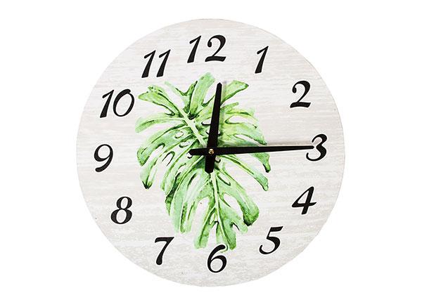 Настенные часы Palm Leaf