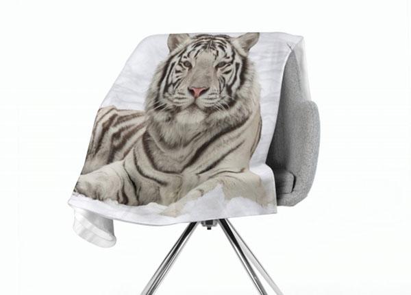 Fliispleed White Beauty 150x200 cm