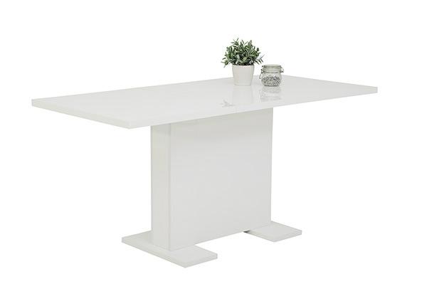 Jatkettava ruokapöytä Wiebke 80x120/160 cm SM-147165