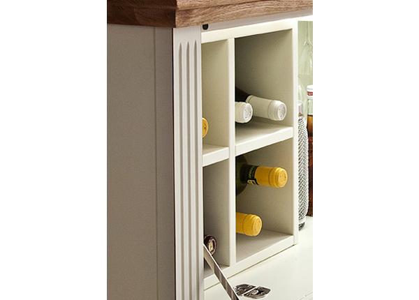 Полка для бутылок вина, для витрины Scandic Home