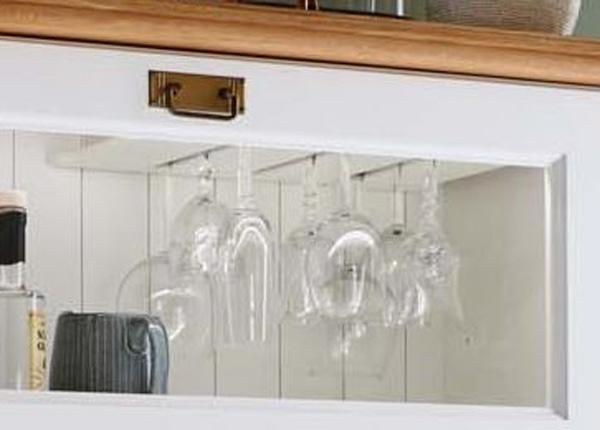 Veiniklaasi hoidjad Scandic Home vitriinikapile, 4 tk