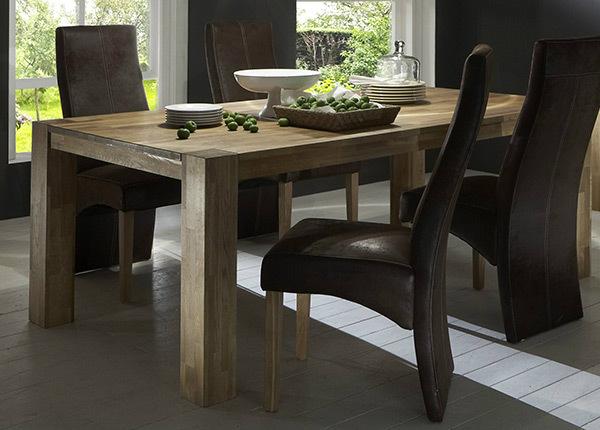 Ruokapöytä Zeus 2000x105 cm
