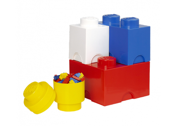 Säilytyslaatikot Lego 8 RO-147248