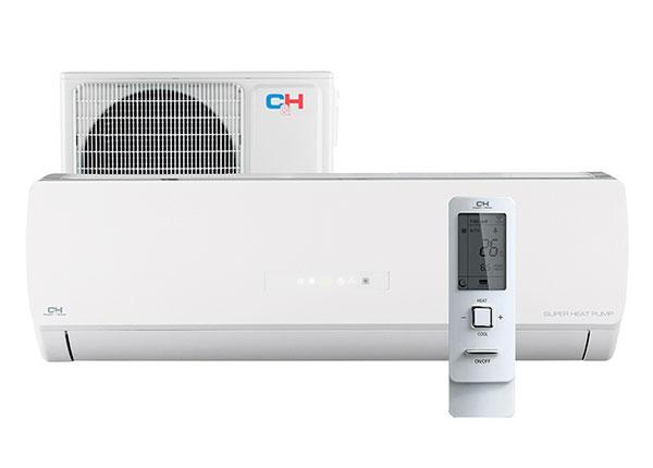 Воздушный тепловой насос Cooper&Hunter ICY CH-S24FTXTB2S-W