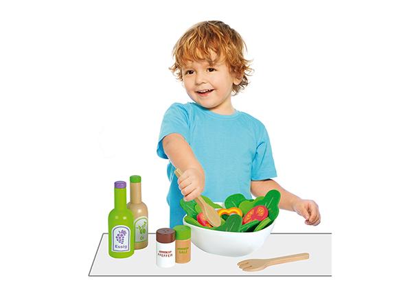 Puinen salaattisarja UP-147355