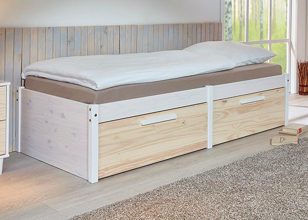 Sänky Ebbo 90x200 cm AY-147439