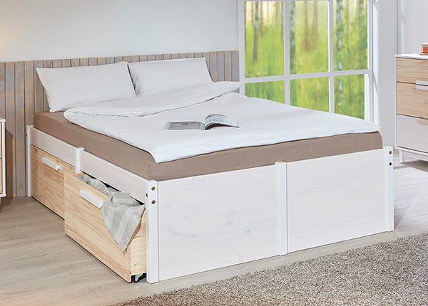 Sänky Ebbo 140x200 cm AY-147440
