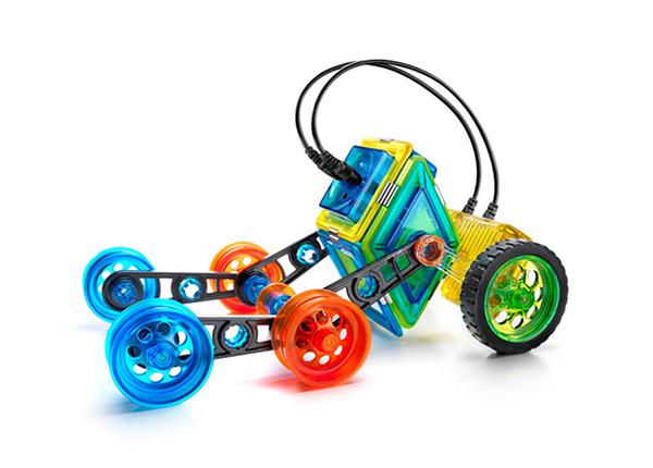 Magnetkonstruktor Flip Bot