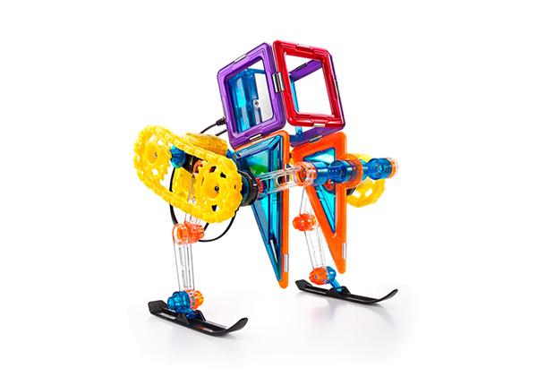 Magnetkonstruktor Suusapatrull