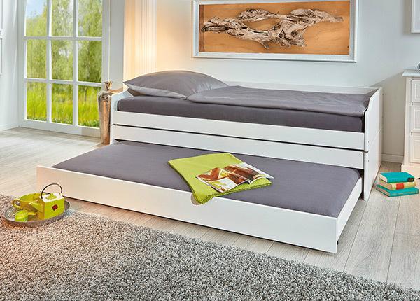 3-местная кровать Lotar 90x190 cm AY-147524