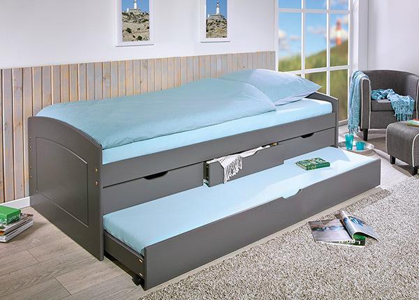 Кровать Rieka 90x200 cm AY-147573