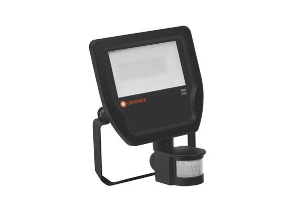 LED прожектор Ledvance 20 Вт с датчиком