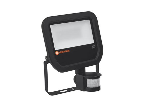 LED прожектор Ledvance 50 Вт с датчиком
