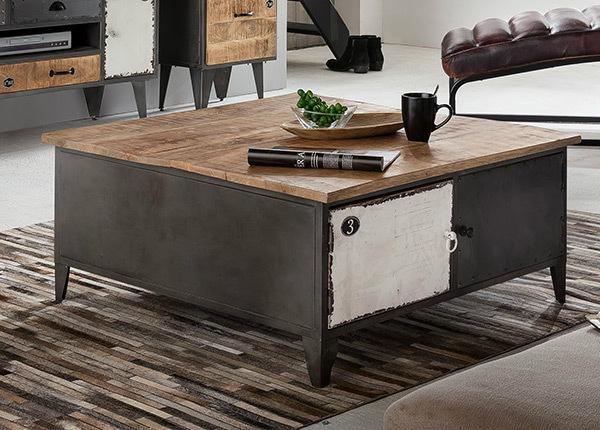 Sohvapöytä Retro 90x90 cm