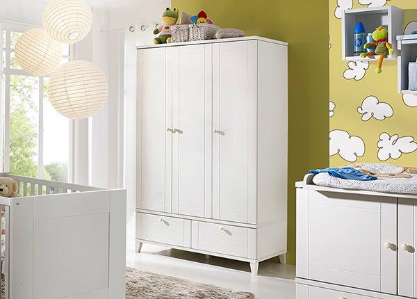 Шкаф платяной Bella SM-147736