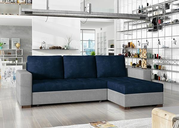Угловой диван-кровать с ящиком TF-148105