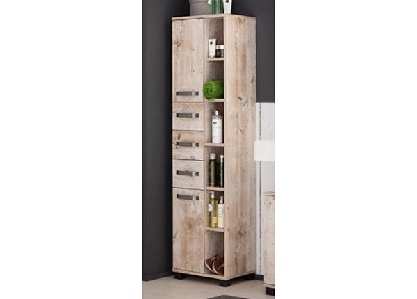 Высокий шкаф в ванную Milan