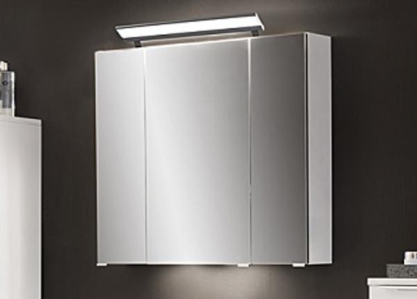 LED-valgustusega peegelkapp Ares