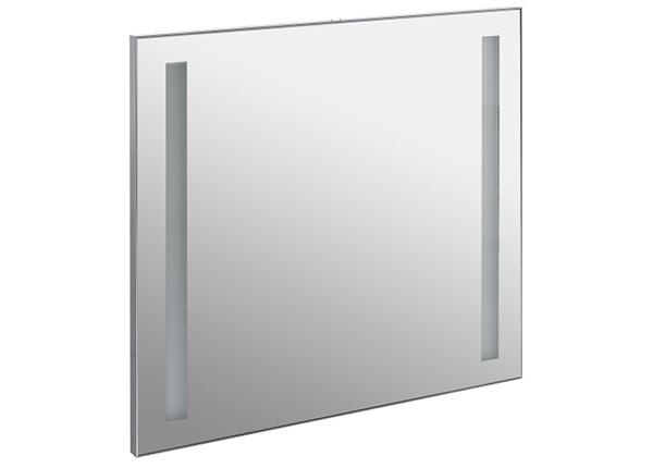 LED-valgustusega peegel Ares 70x80 cm