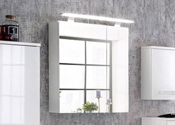 LED-valgustusega peegelkapp Siena