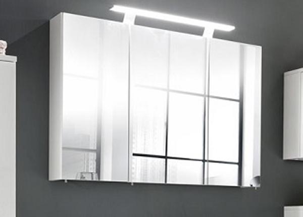 Peilikaappi LED-valaisimella Siena