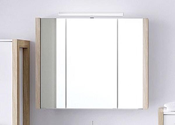 LED-valgustusega peegelkapp Tico