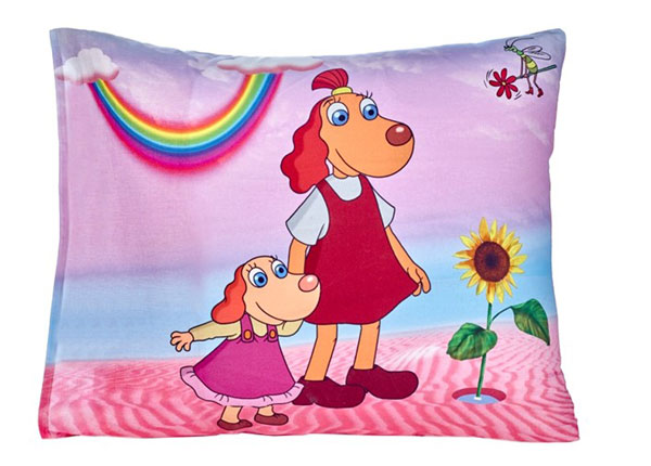 Bradley tyynyliina 50x60 cm Lotte vaaleanpunainen unelma BB-148655