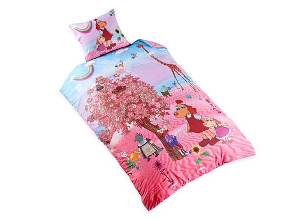 Постельное белье Bradley Лотте с вишневым деревом