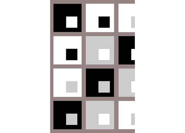 Dušikardin Kvadrater 180x200 cm DY-149180