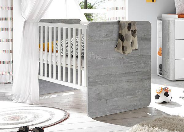 Детская кроватка Frieda 70x140 cm SM-149208