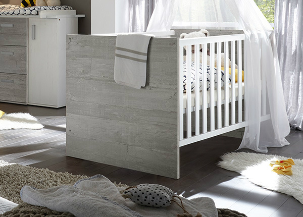 Детская кроватка Kimi 70x140 cm SM-149354