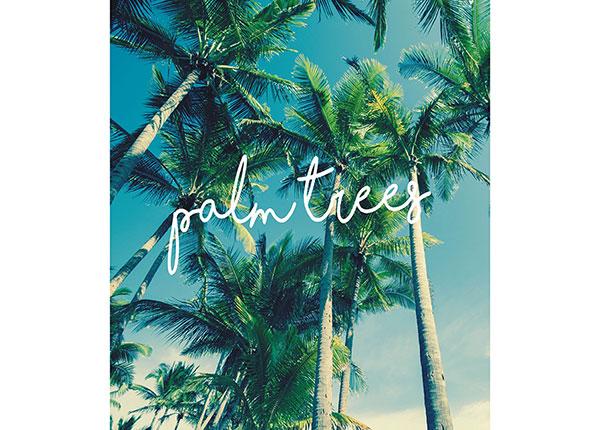 Dušikardin Palm Trees 180x180 cm DY-149606