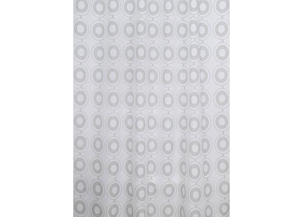 Dušikardin Flowerish Gray 180x200 cm DY-149618