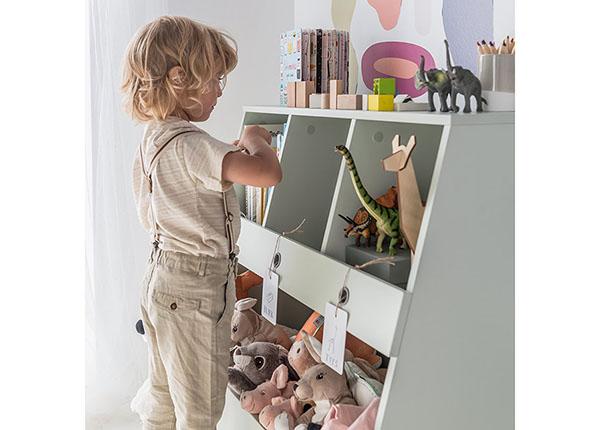 Полка-ящик для игрушек Tuli