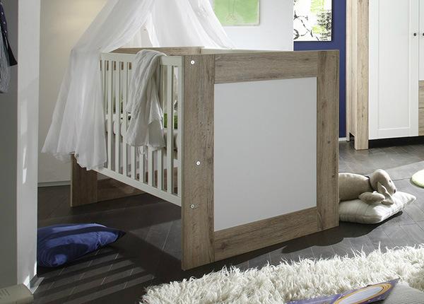 Детская кроватка Lupo 70x140 cm SM-149747