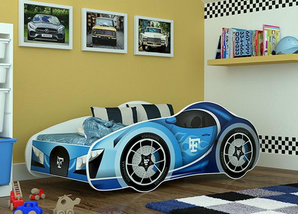 Lastevoodi Bugatti 70x140 cm